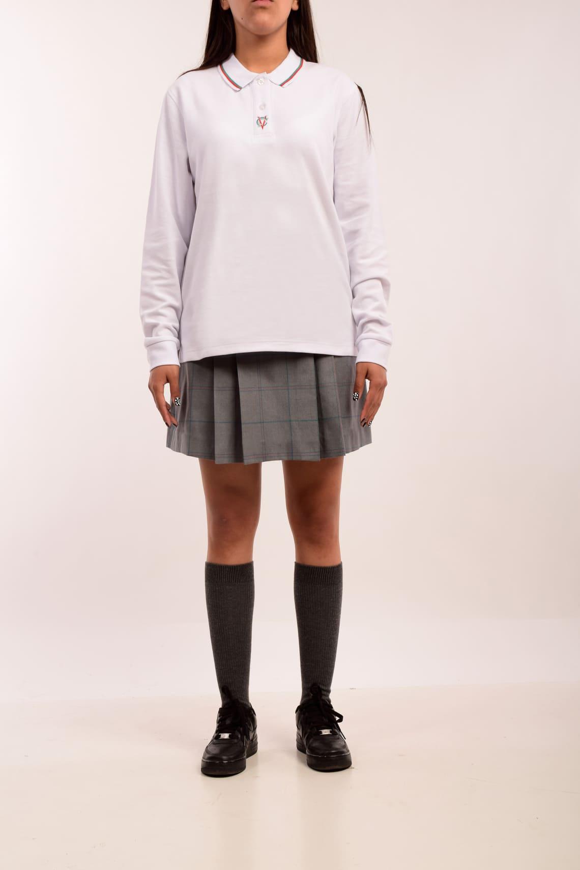 Polera Pique M/L Mujer (S - XL)
