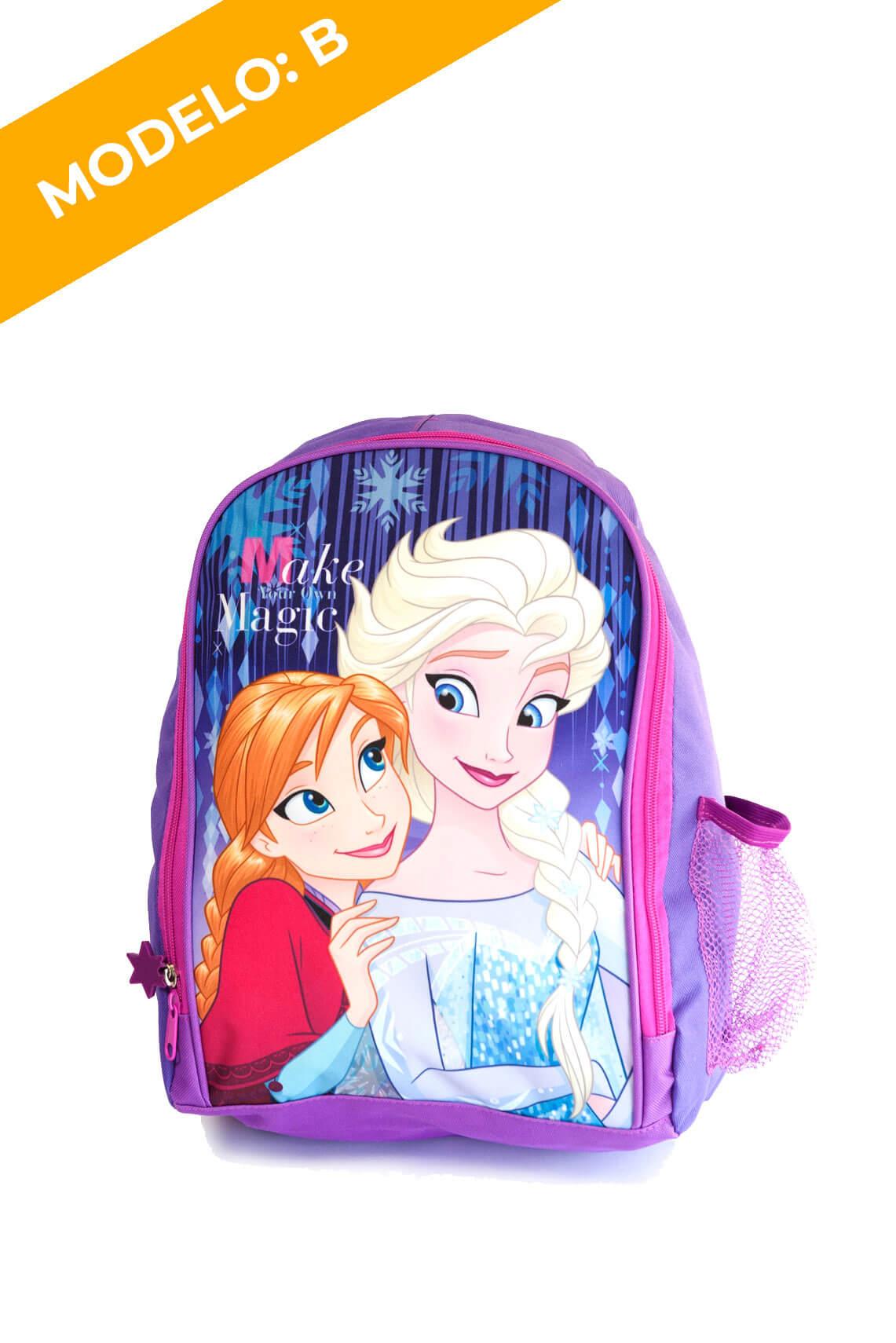 Mochila Frozen 2 Diseños