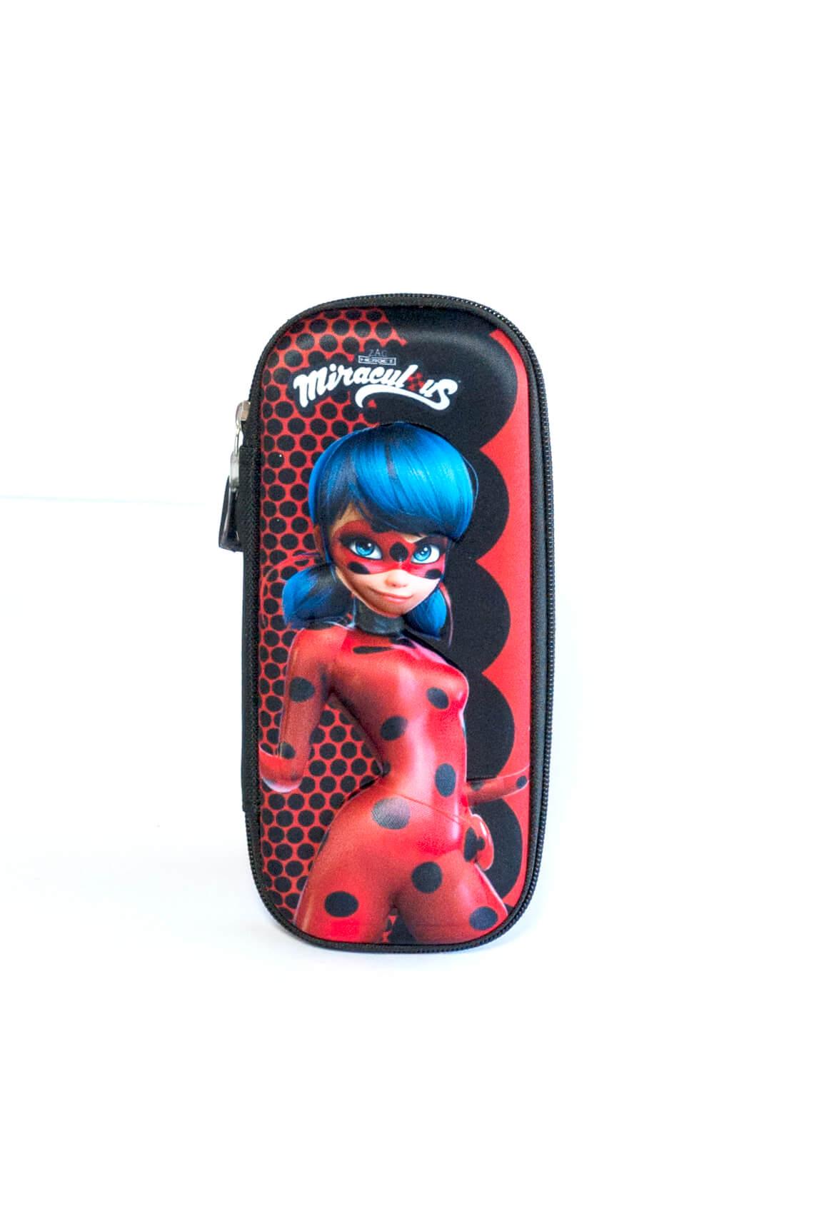 Estuche Ladybug Miraculous