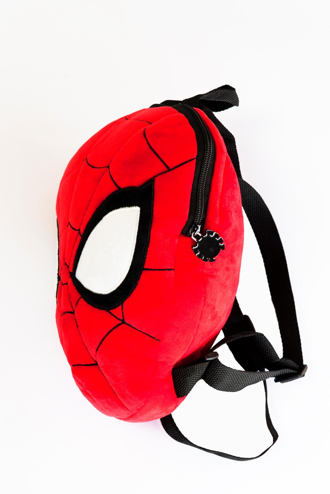 Mochila Spiderman Peluche