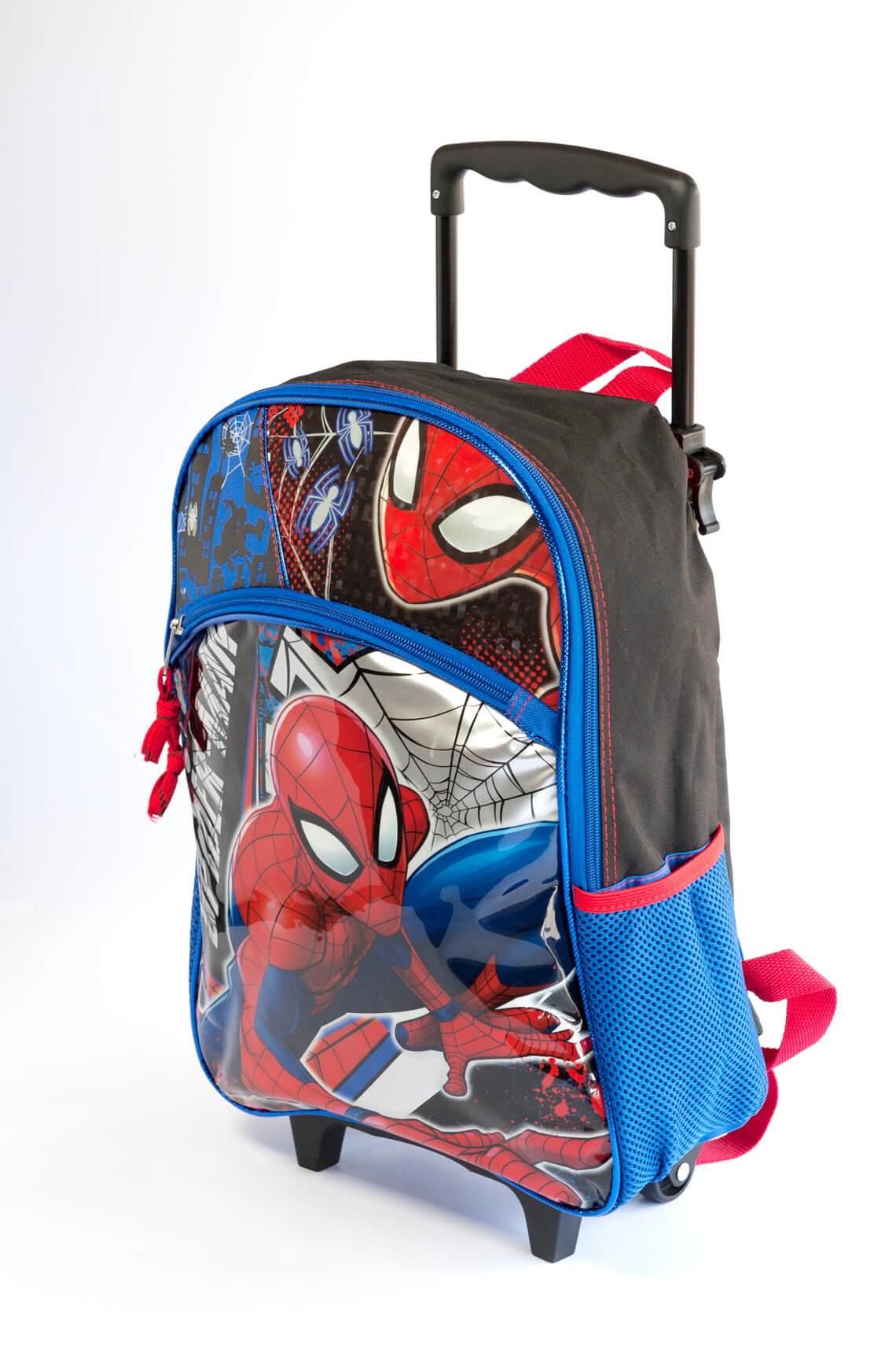 Mochila con Ruedas Spiderman