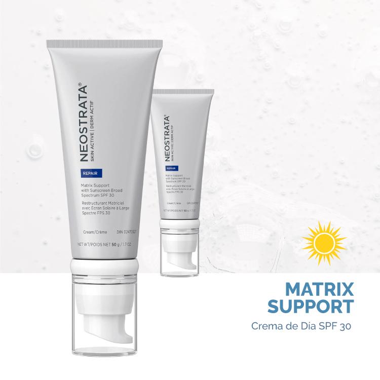 Crema de día con factor solar SPF 30