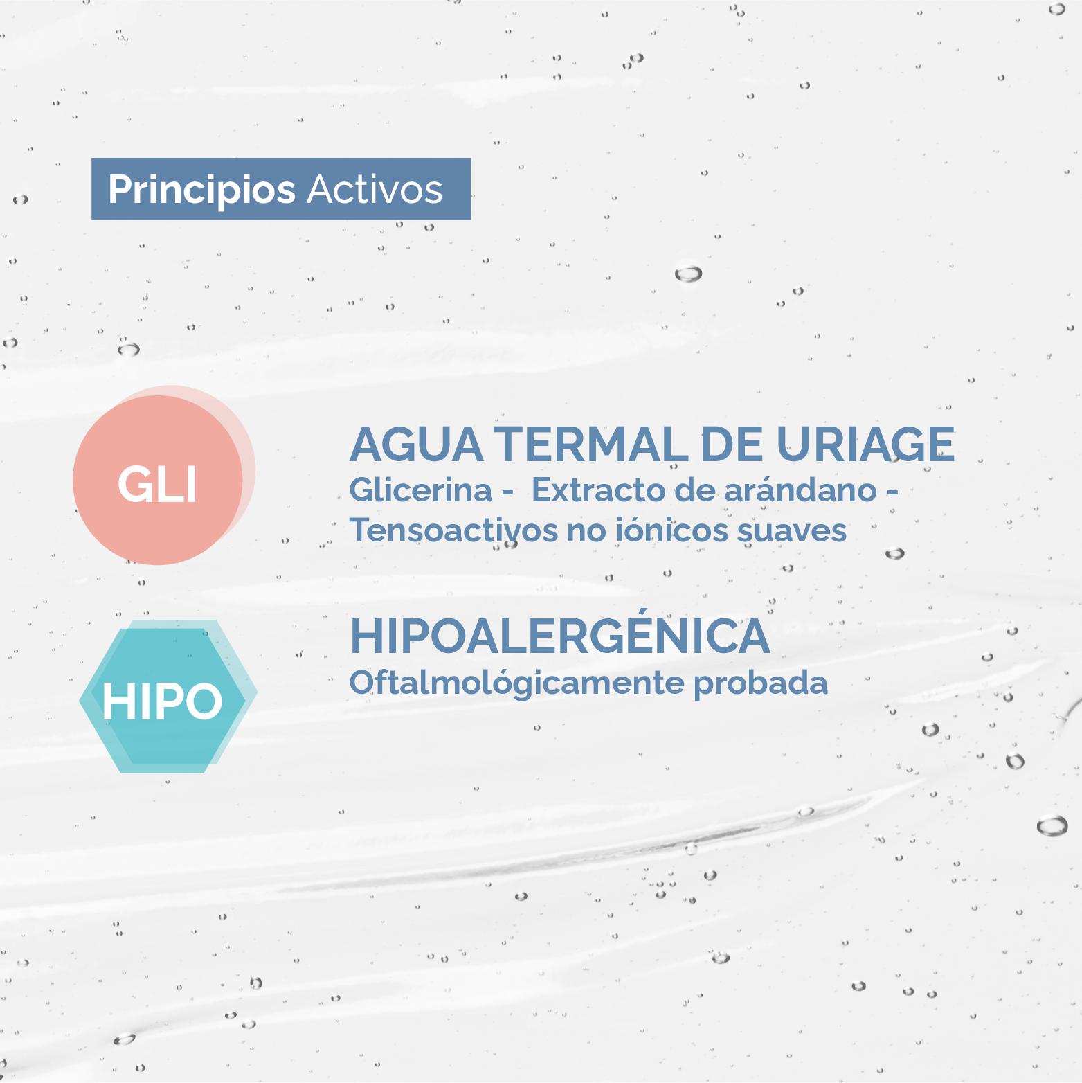Agua Micelar piel normal a seca