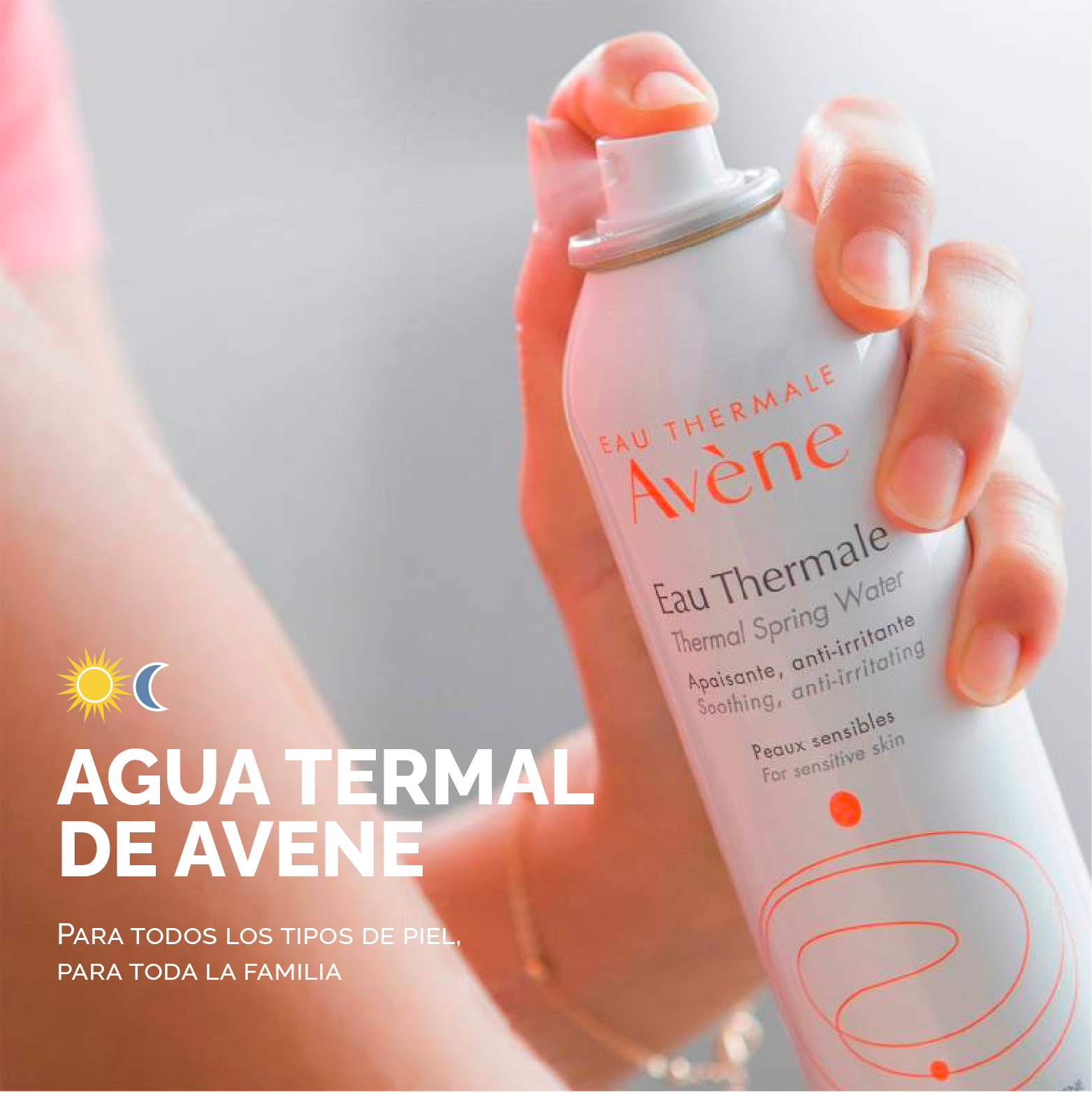 Agua thermal Avene®