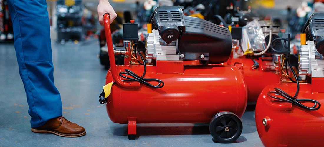Compresores de aire: principales usos y características