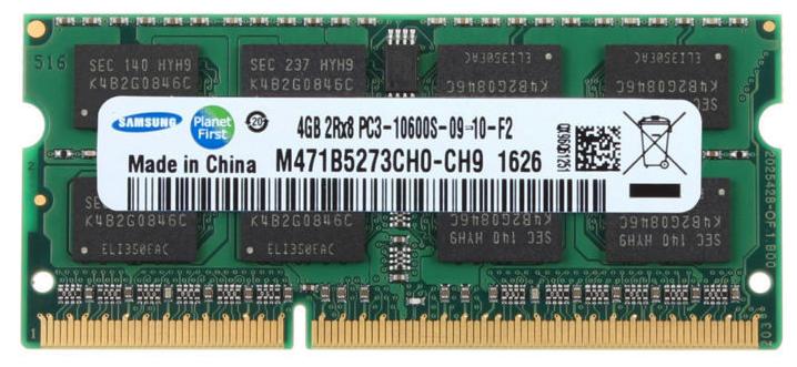 Memoria Ram 4gb / 1333mhz SODIMM PC3-10600S