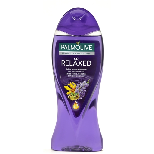 GEL DE BANHO PALMOLIVE AROMA SO RELAXED 500ML