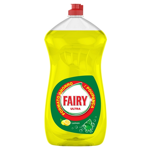 DETERGENTE MANUAL LOIÇA FAIRY LIMÃO 1410 ML