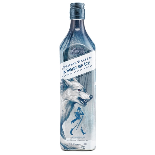 WHISKY JOHNNIE WALKER SONG OF ICE 70CL
