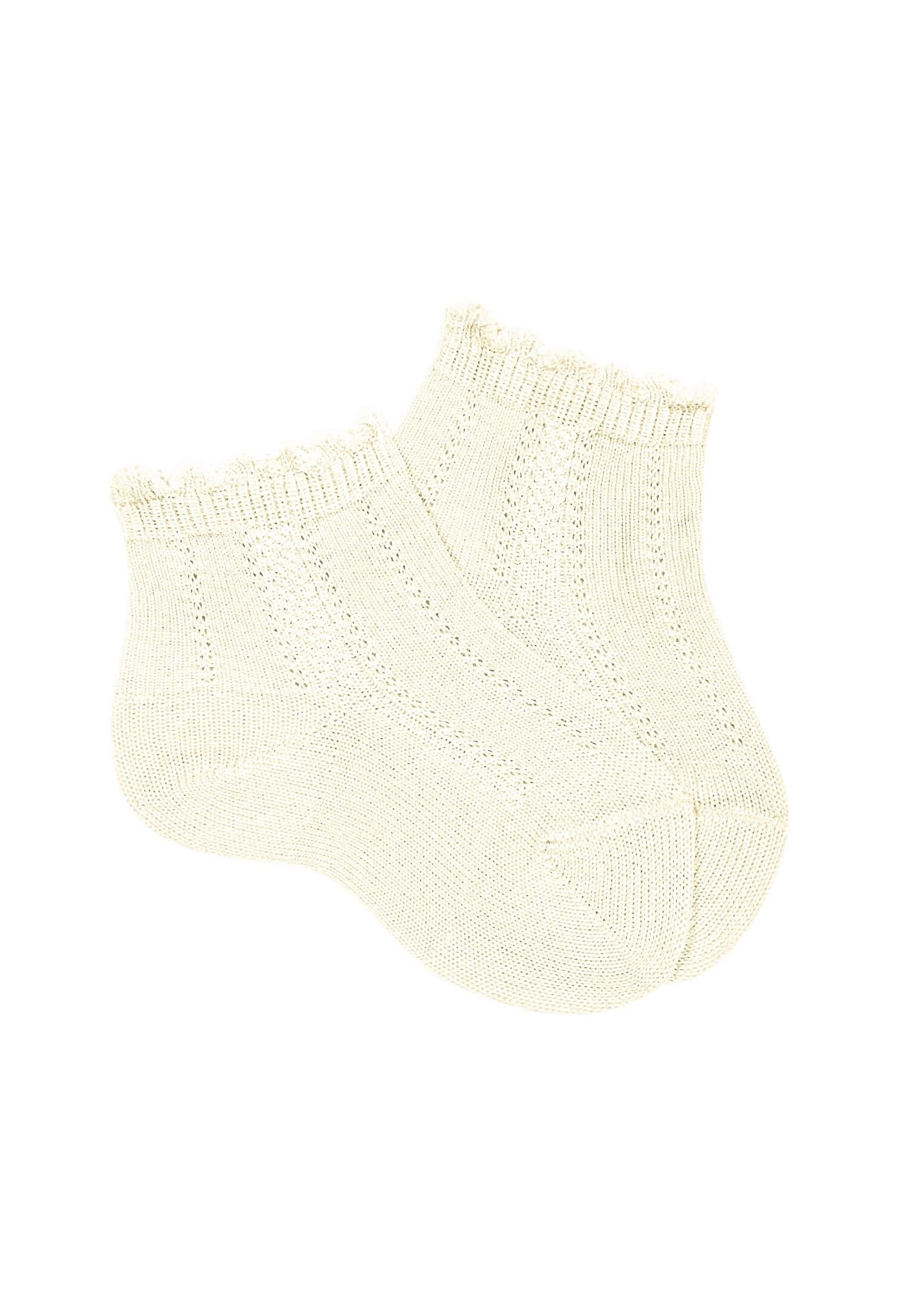 Calcetines Cortos Labrados