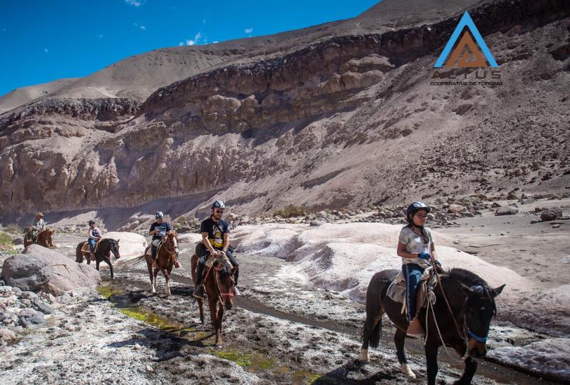 Horse Riding Do you know the equestrian tourism of Tarapacá?