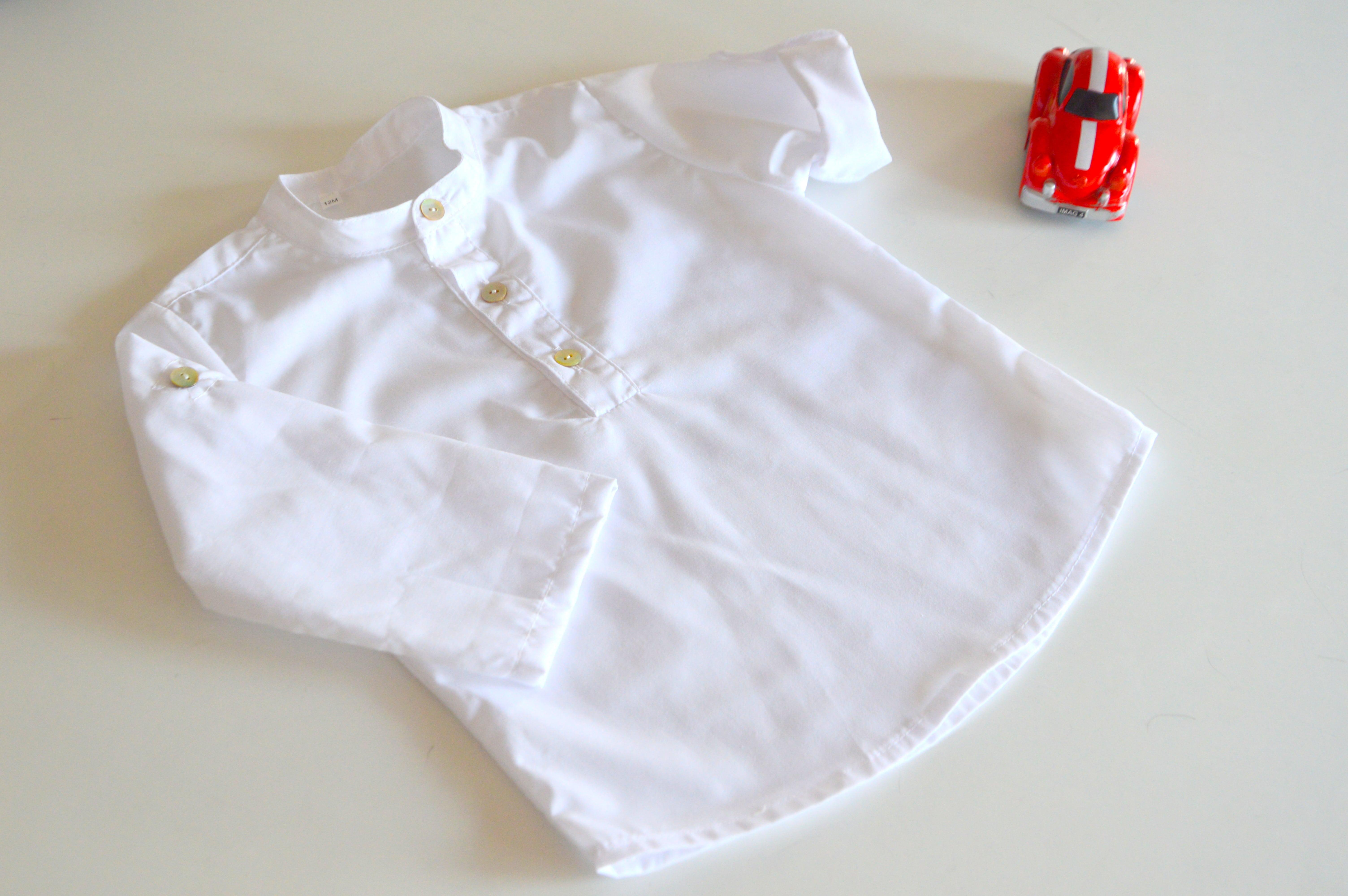 Camisa branca (White shirt)