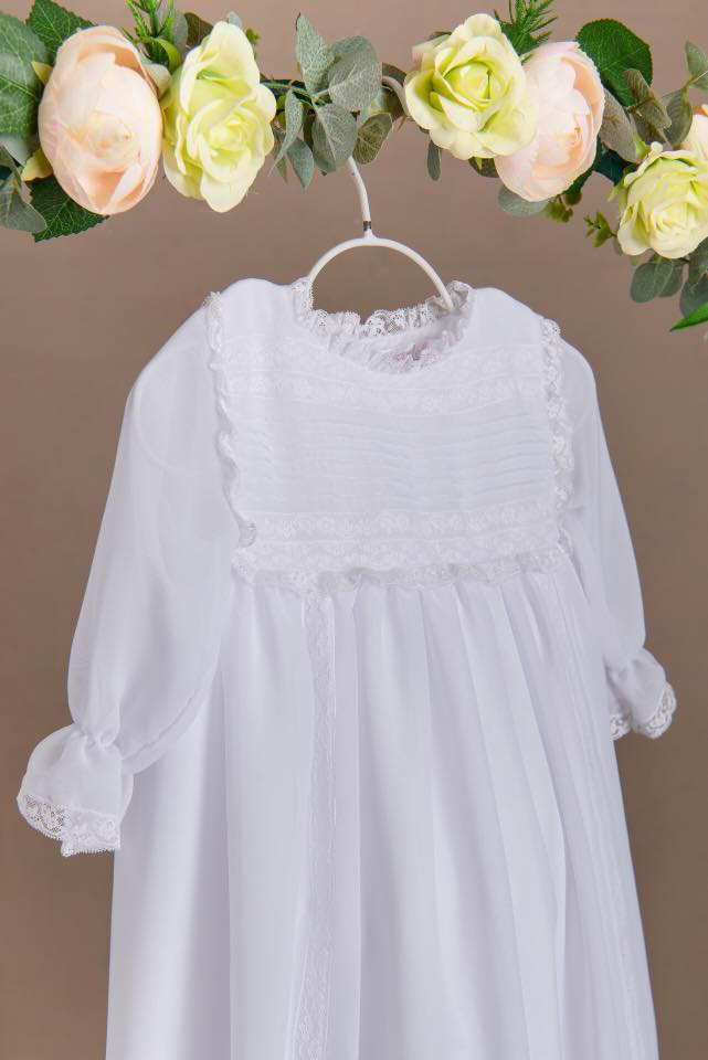 Vestido de batizado (Christening dress)