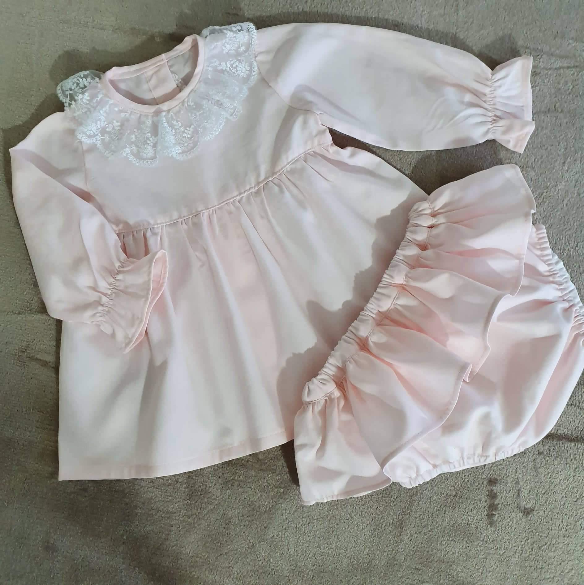 Set shirt + bloomer