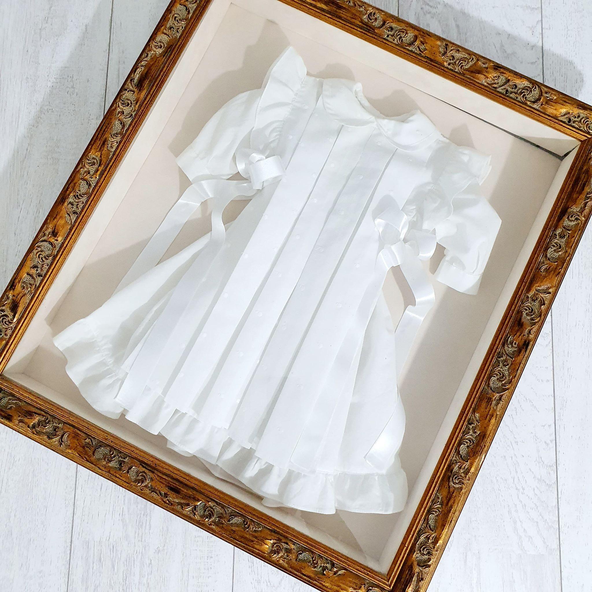 Vestido de batizado (Christening dress)