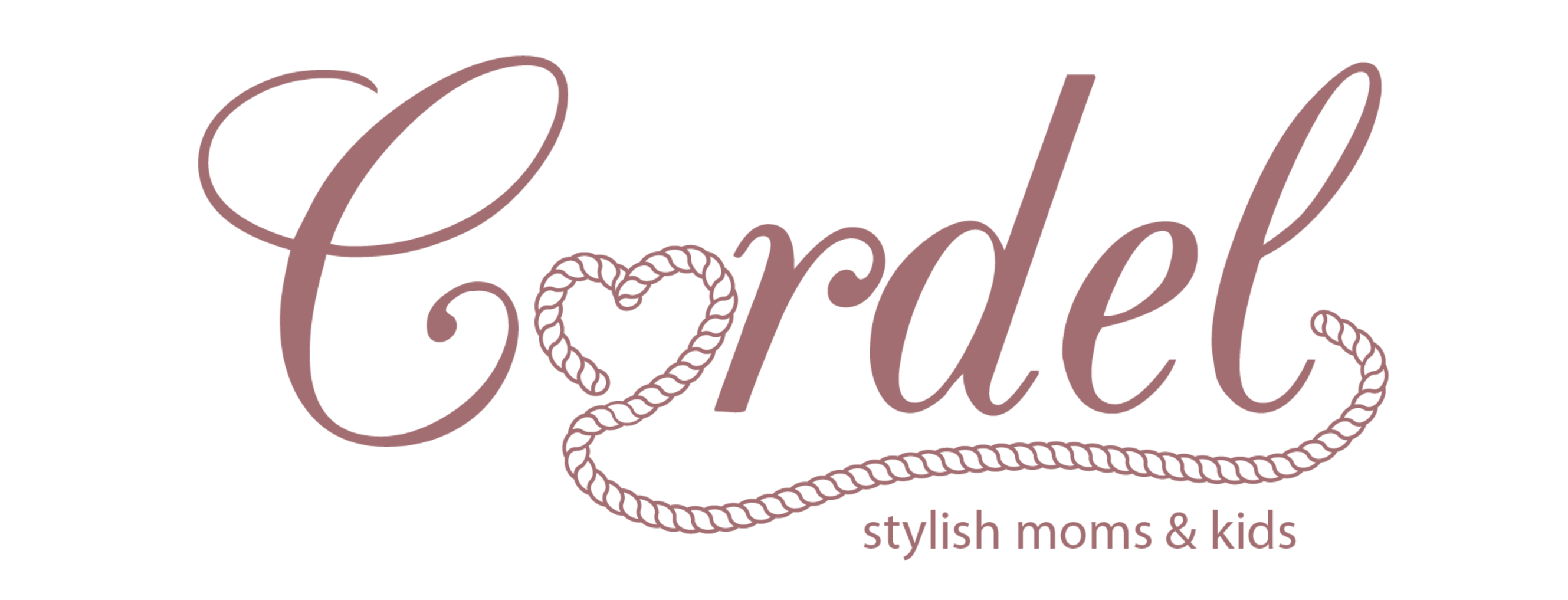 Cordel - stylish moms & kids