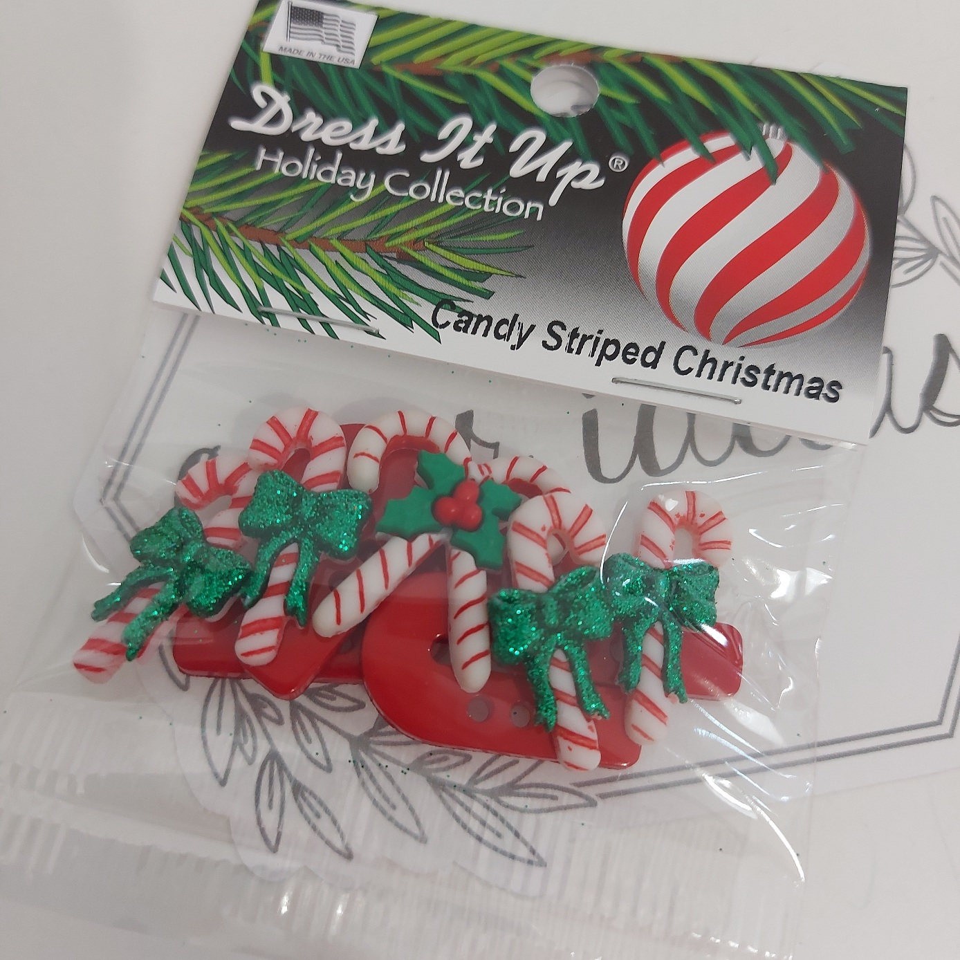 Candy Striped Christmas