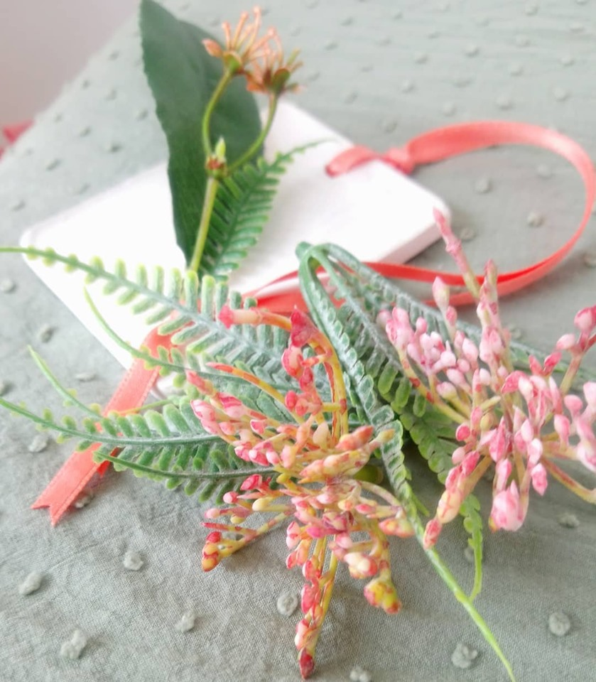 Dome Floral artificial