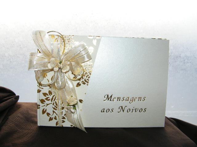 C9084 - Livro mensagens Casamento