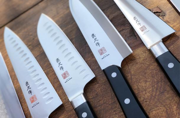 ¿Por qué y cómo elegir un cuchillo japonés?