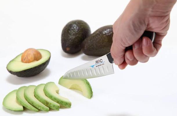 Mantención de tu cuchillo