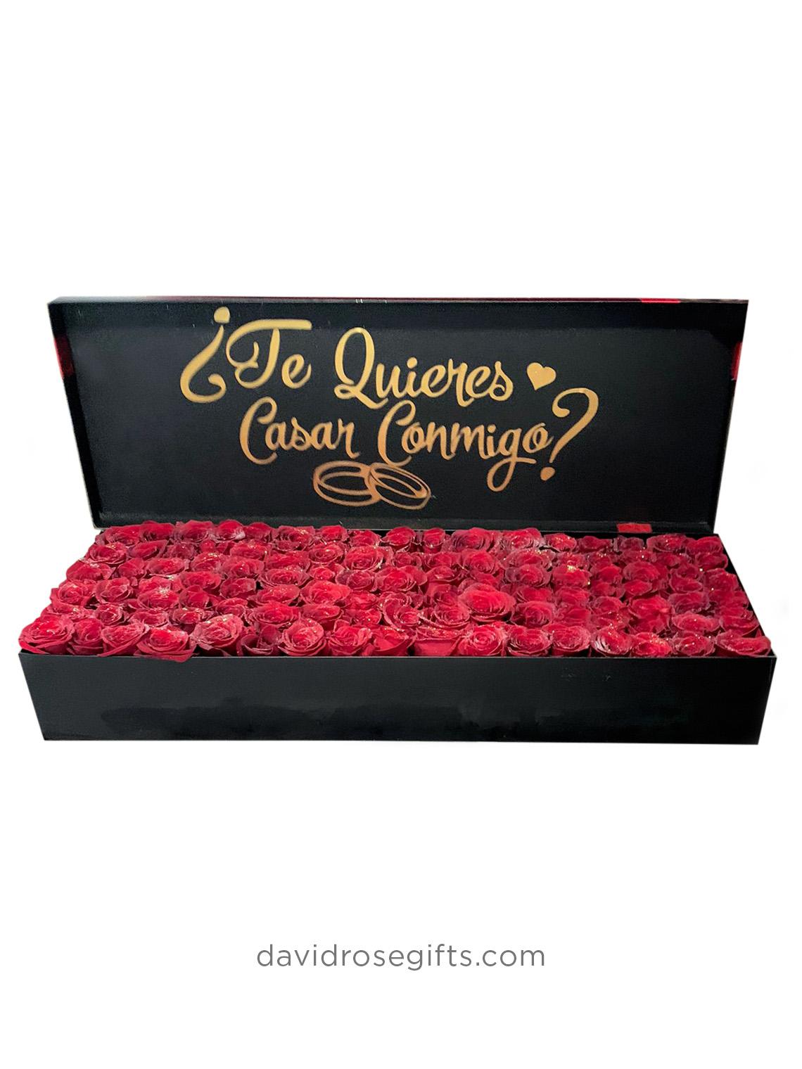 Large Engagement Box