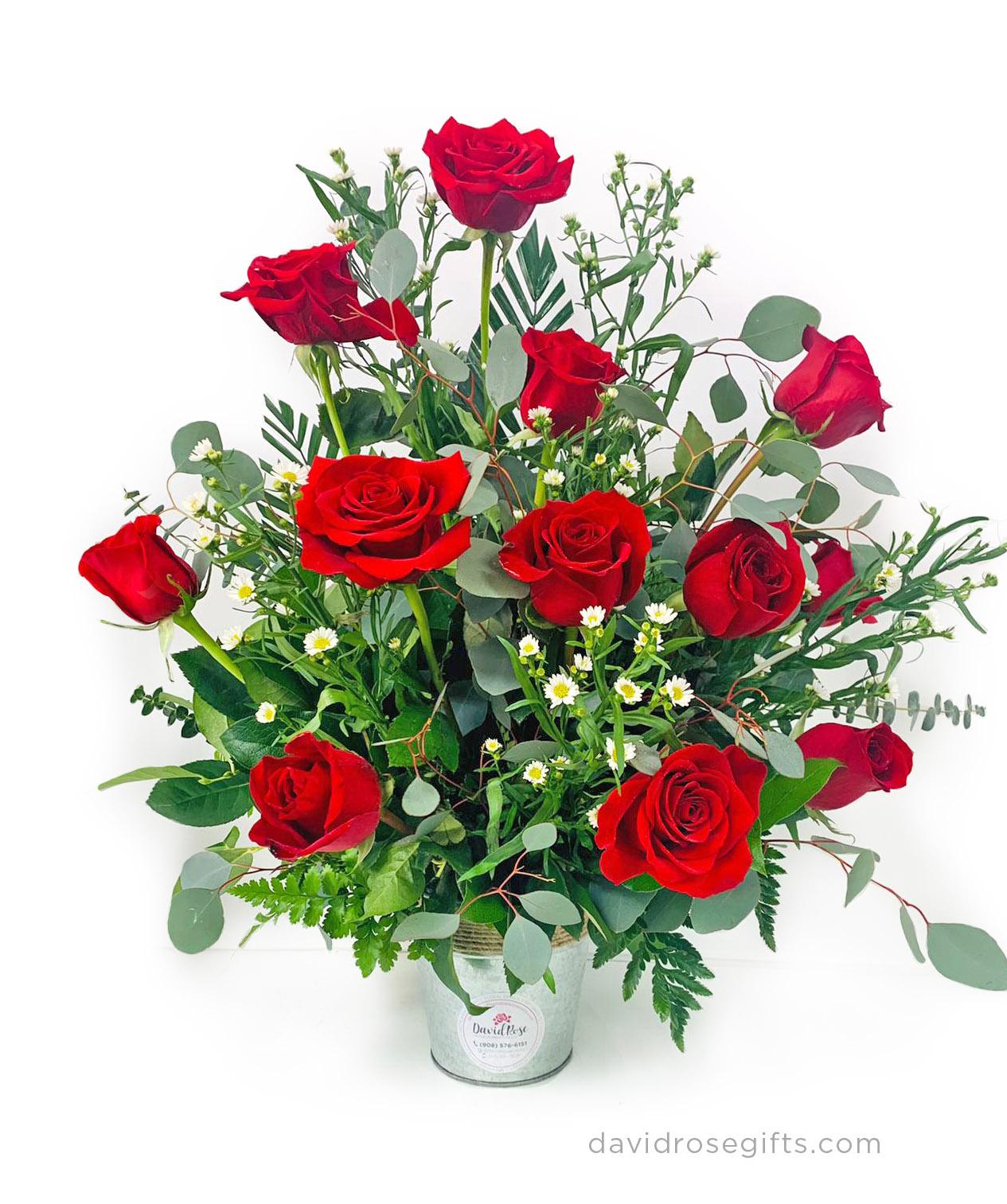 A Dozen of Roses
