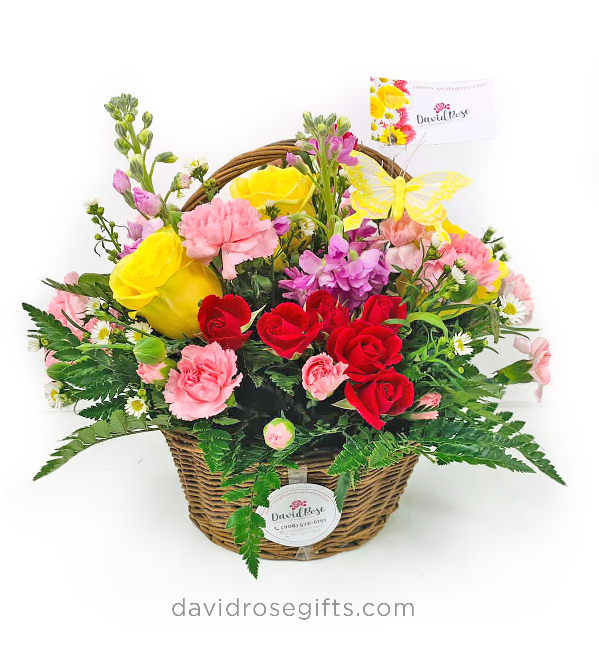 Mother's Day Basket 1