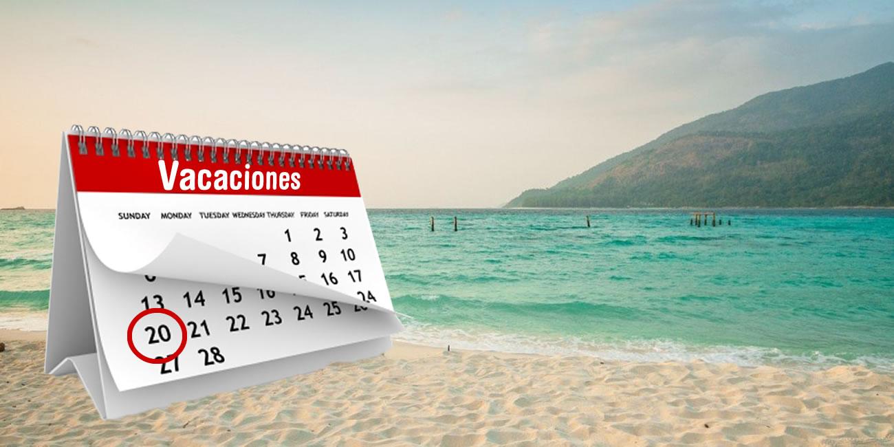 Vacaciones!