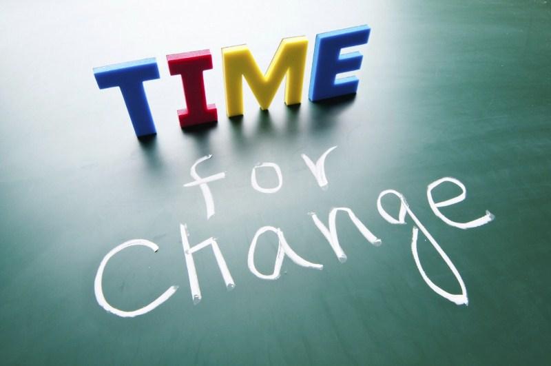 Cambios!!