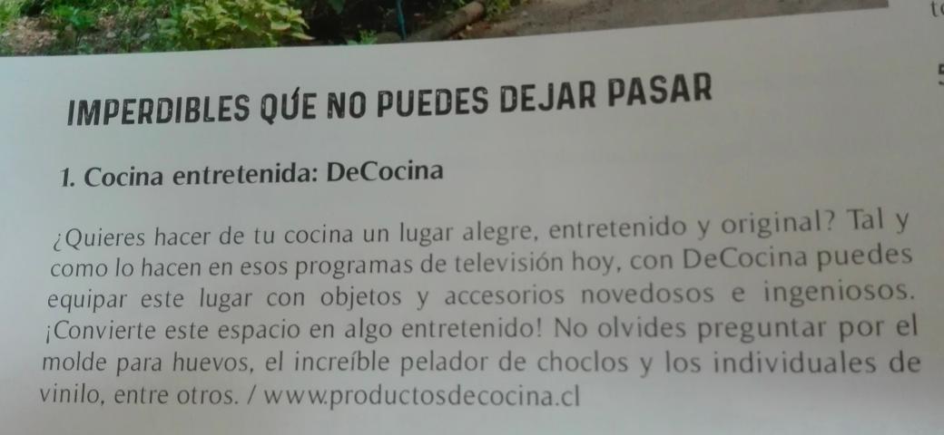 Ferias y Prensa