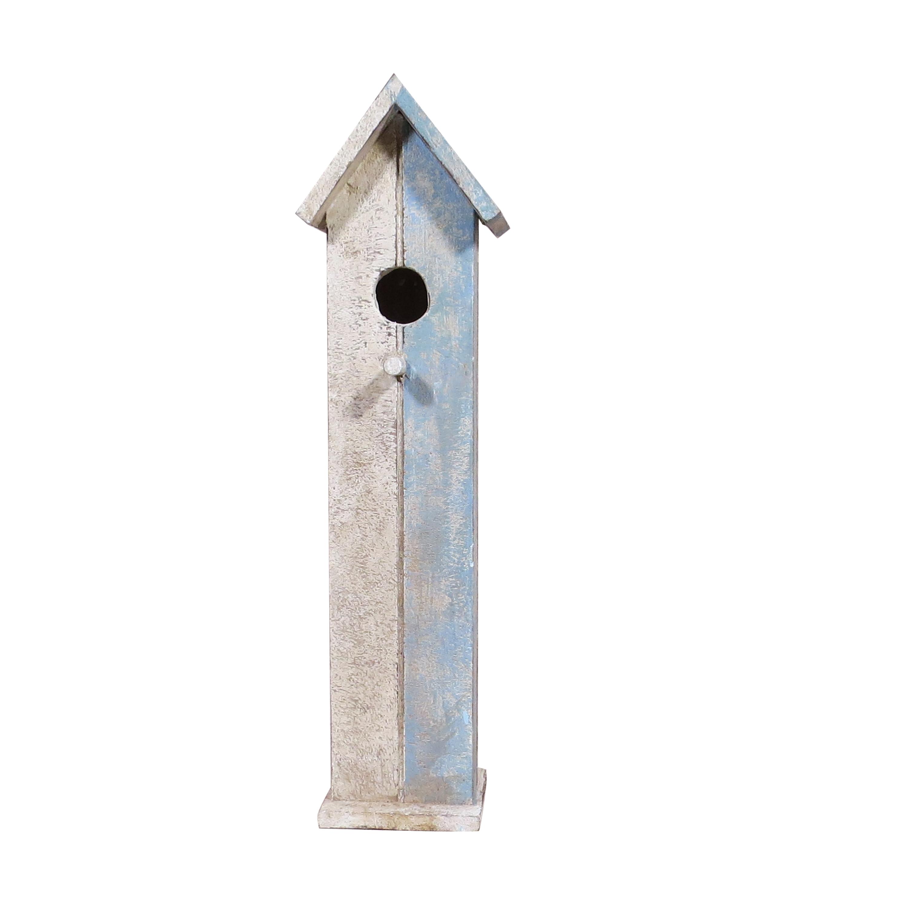 Pájaros casa larga