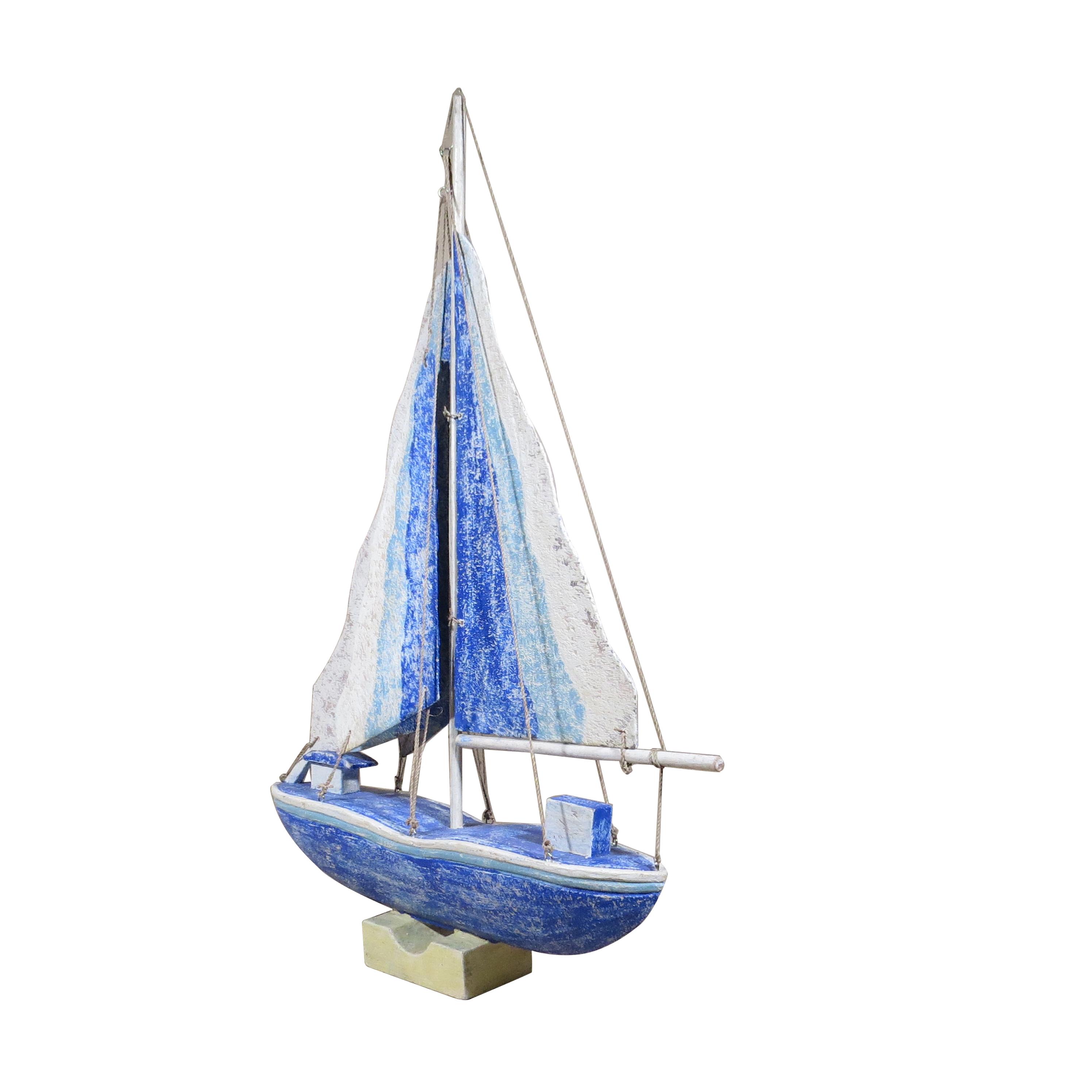 Bote de madera XL