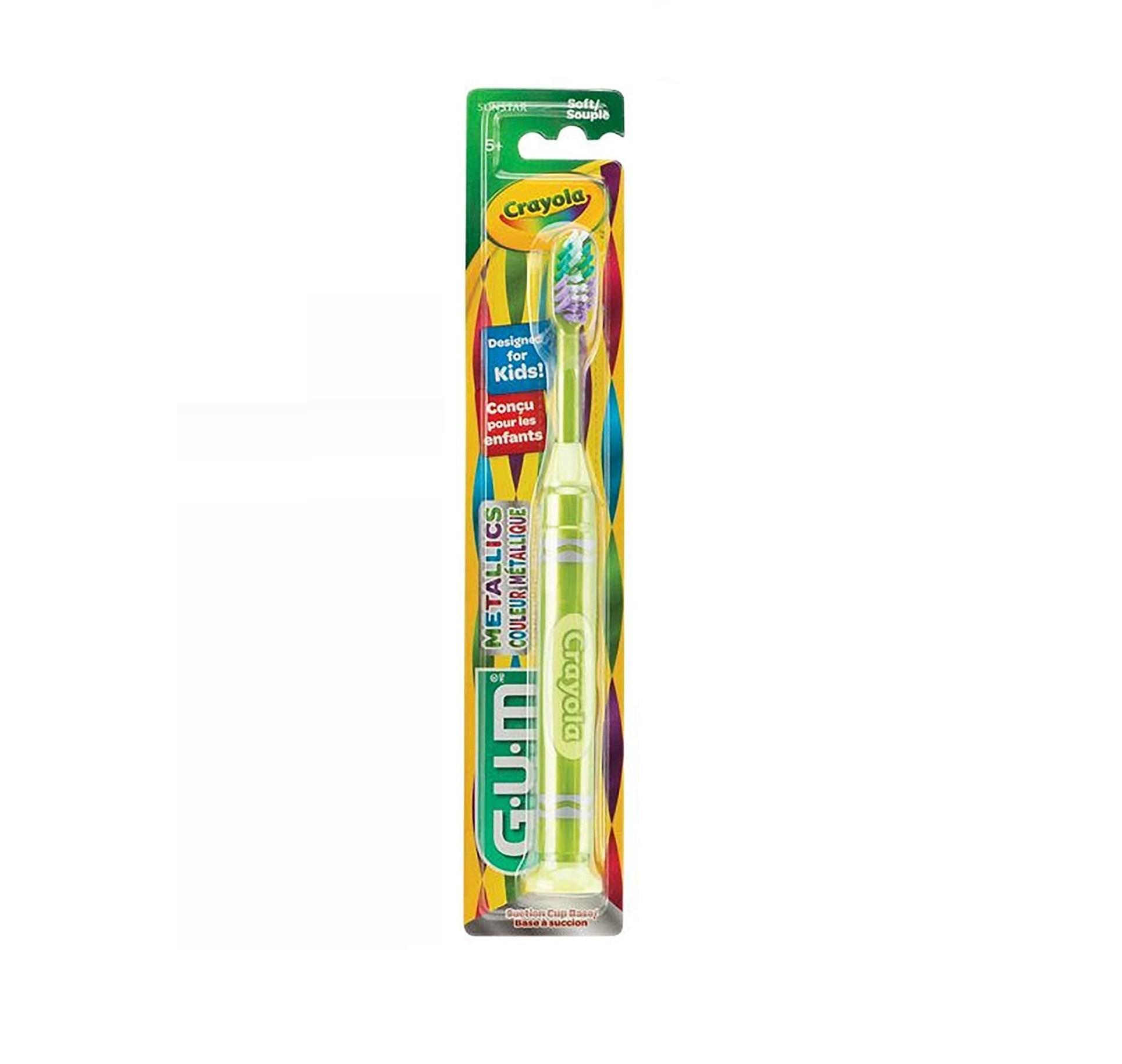 Cepillo Crayola Colores metálicos
