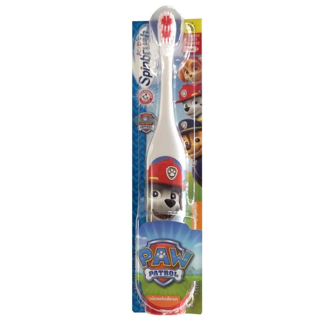 Cepillo Electrico de Paw Patrol Spinbrush