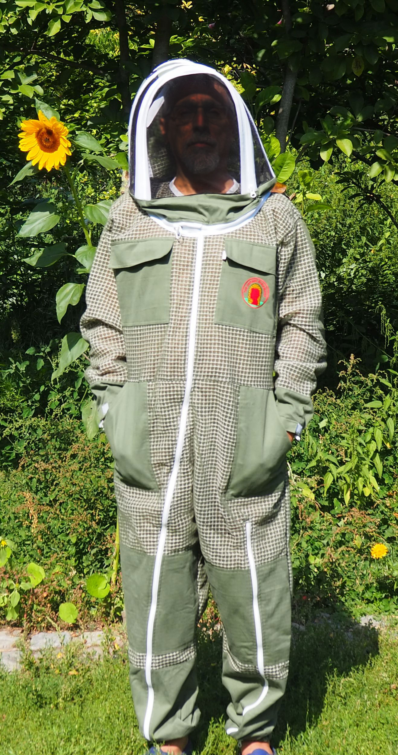"""Easy in and out"" Coverall"
