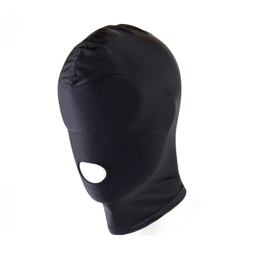 Máscara Cegadora Boca Abierta