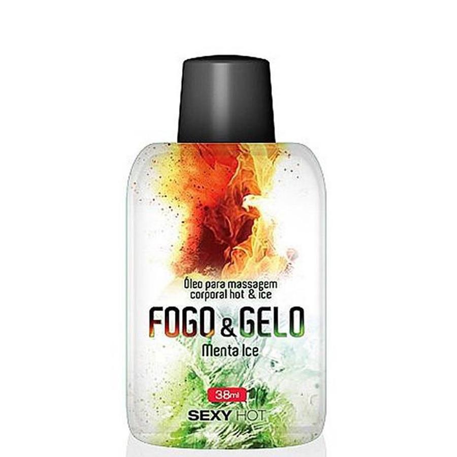 Fogo & Gelo Gel para Sexo Oral 38 ml.