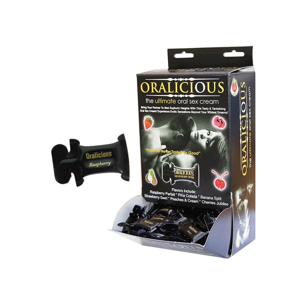 Oralicious Gel para Sexo Oral