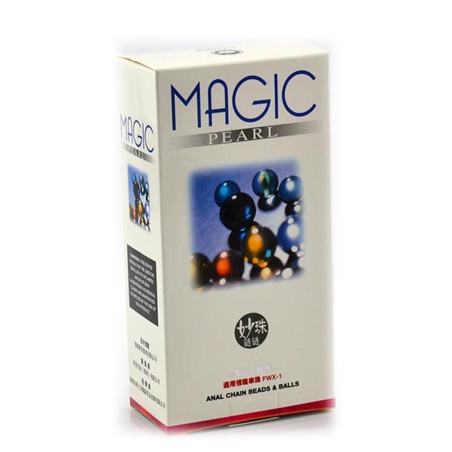 Magic Pearl Bolitas de Acero