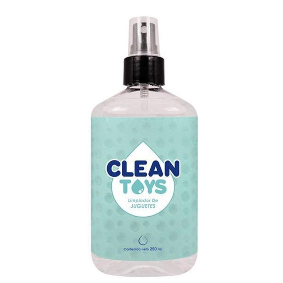 Clean Toys Limpiador de Juguetes Sexuales 250 ml.