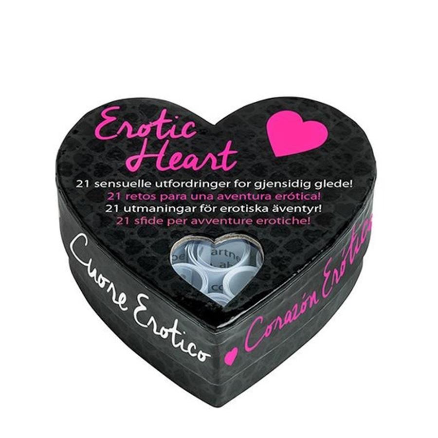 Juego Corazón Erótico Mini