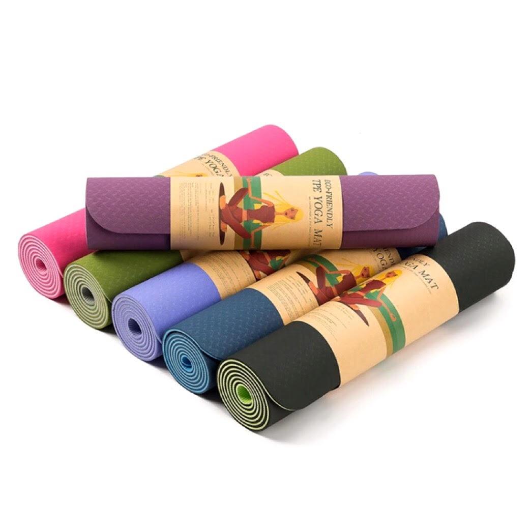 Yoga Mat Eco Friedly