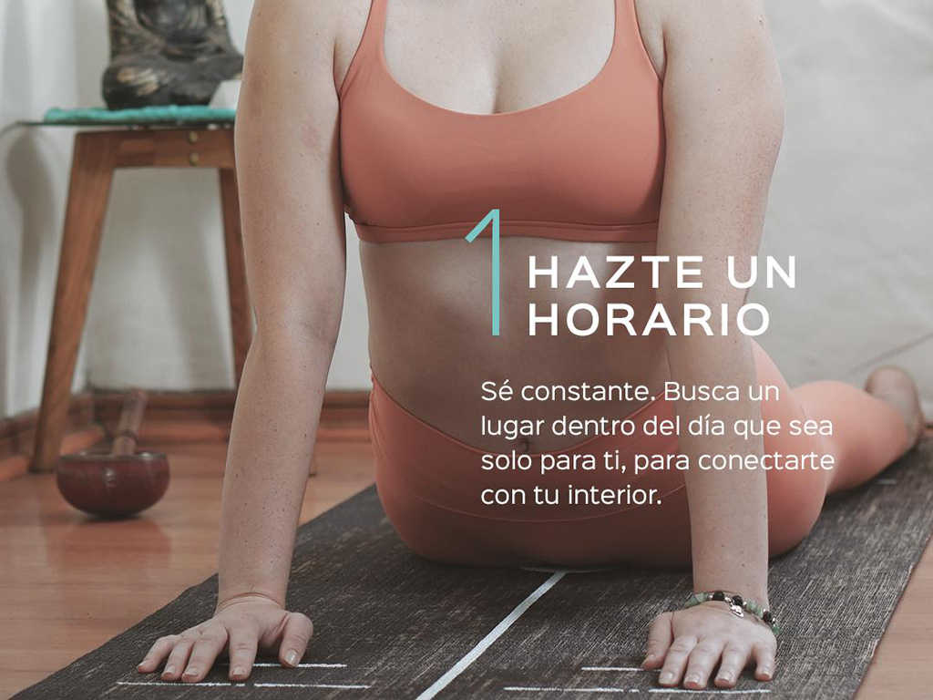 7 consejos para practicar yoga en casa