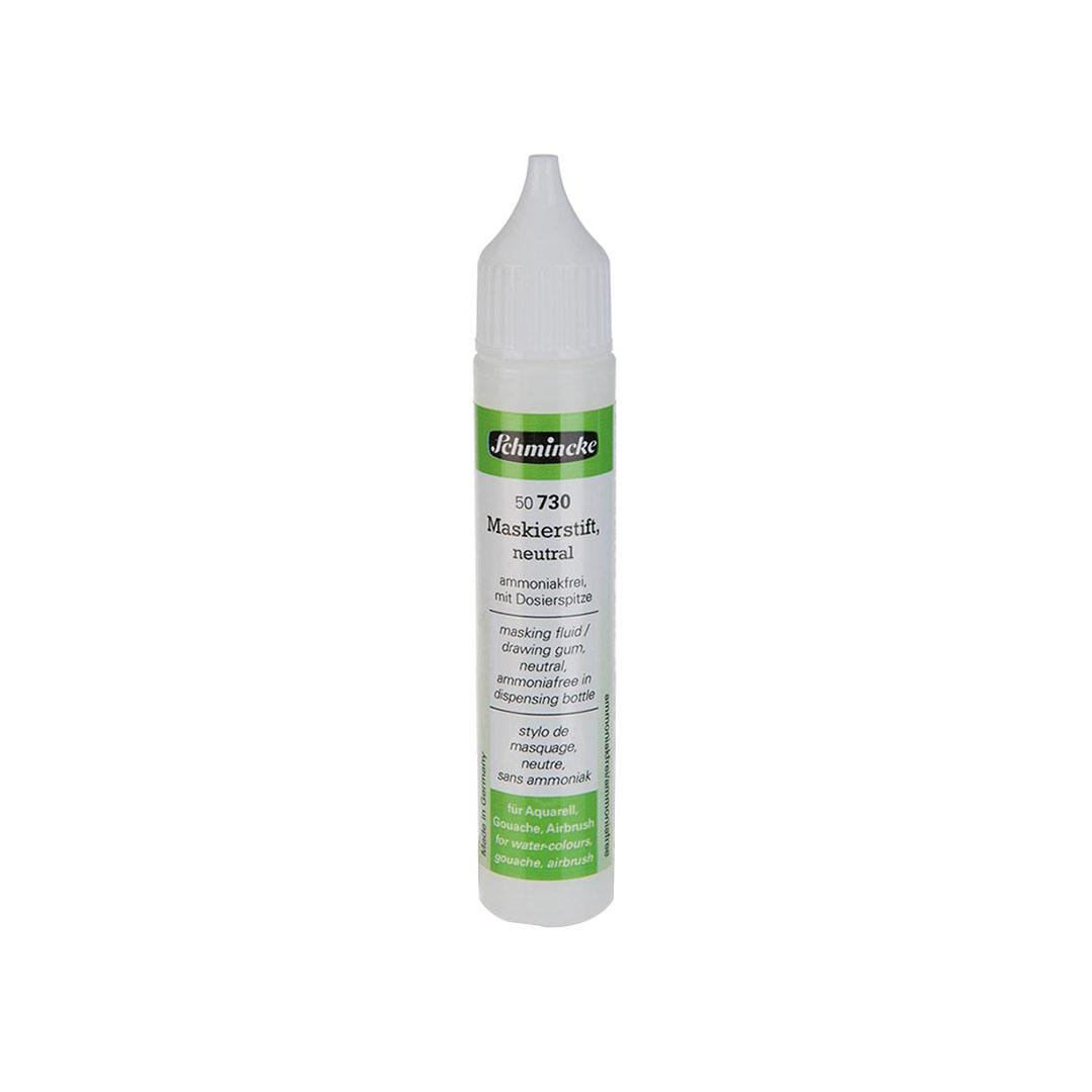 Schmincke - Líquido Enmascarador 730 Neutral 25 ml