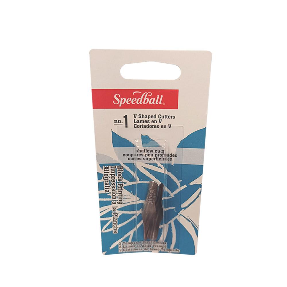 Speedball - Set 2 Cortadores de Linóleo