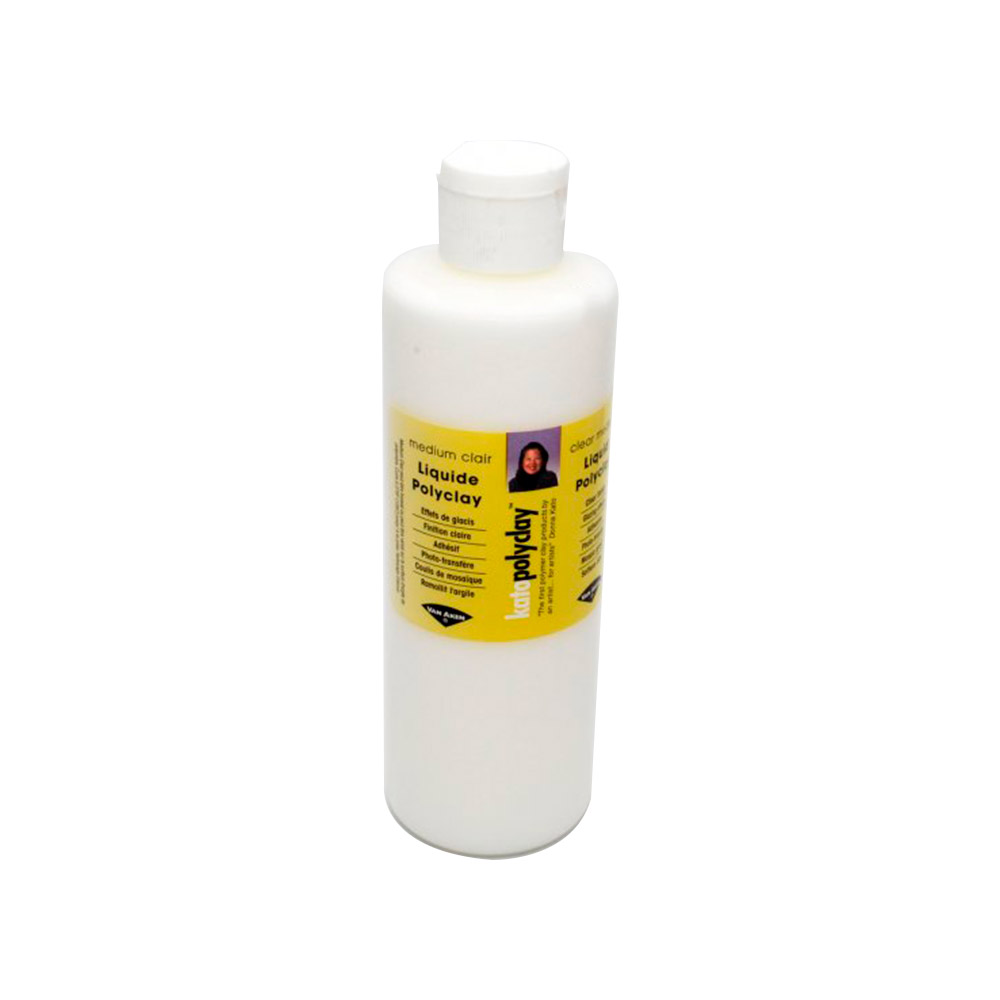 Van Aken Kato Liquid - Accesorios para Arcilla 236 ml (8 Oz)