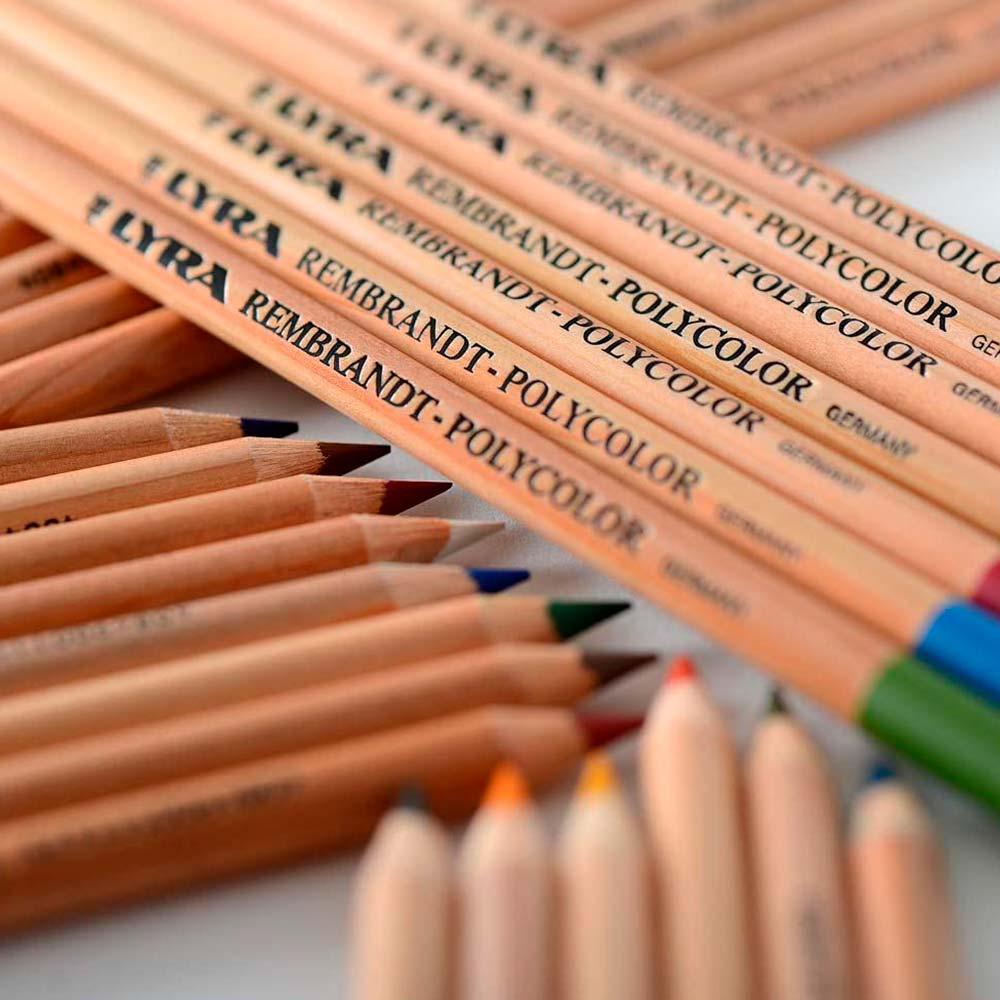 Lyra Rembrandt Polycolor - Set 72 Lápices de Colores