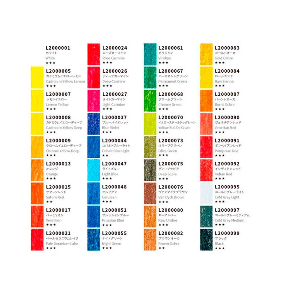 Lyra Rembrandt Aquarell - Set 36 Lápices de Colores