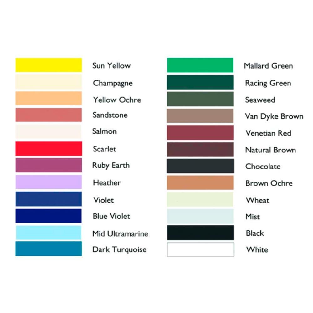 Derwent Lightfast - Set 24 Lápices de Colores